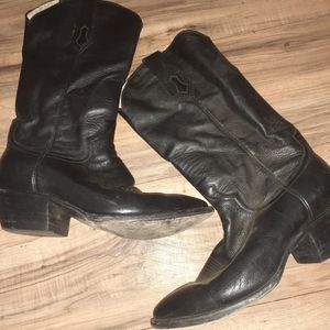 Shoes - Womens Cowboy Boots